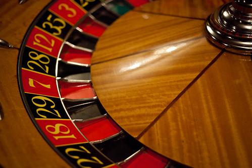 Roulette wheel | by Håkan Dahlström