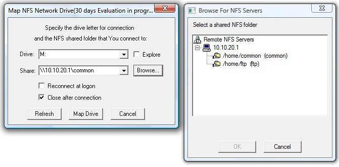 ProNFS (Windows) - Map NFS Network Drive | ProNFS (Windows) … | Flickr