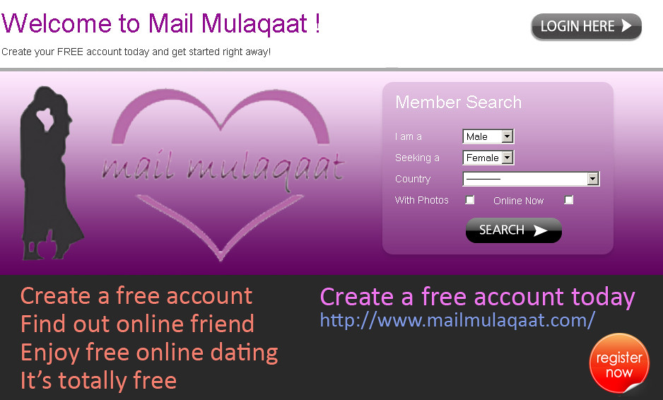 Online Dating mall