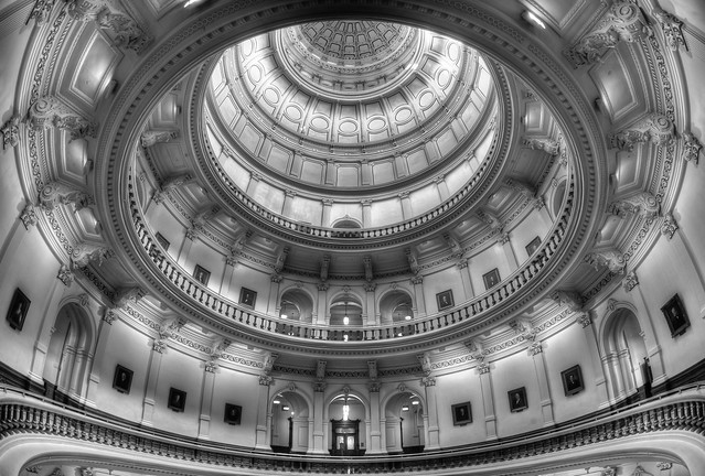 Levels - Texas State Capitol