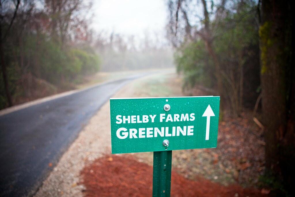 Greenline Sign