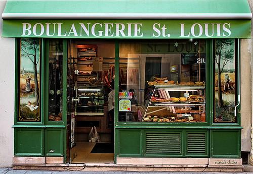 Boulangerie St. Louis | by ninasclicks