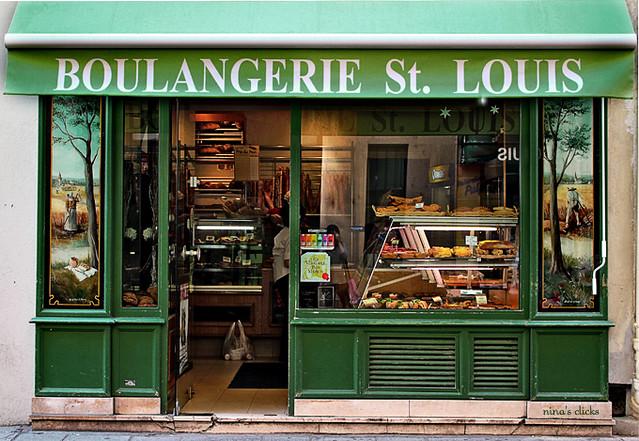 Boulangerie St. Louis