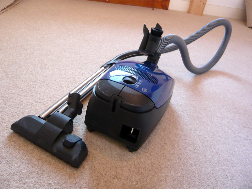 365.294: Vacuum | Now that we have carpet for the first time… | Flickr