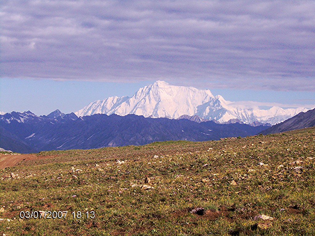 Nanga Parbat From Deosai The Killer Mountain Is The World Flickr