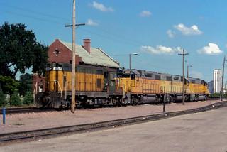 19950722 28 Union Pacific RR, Fremont, Nebraska   by davidwilson1949