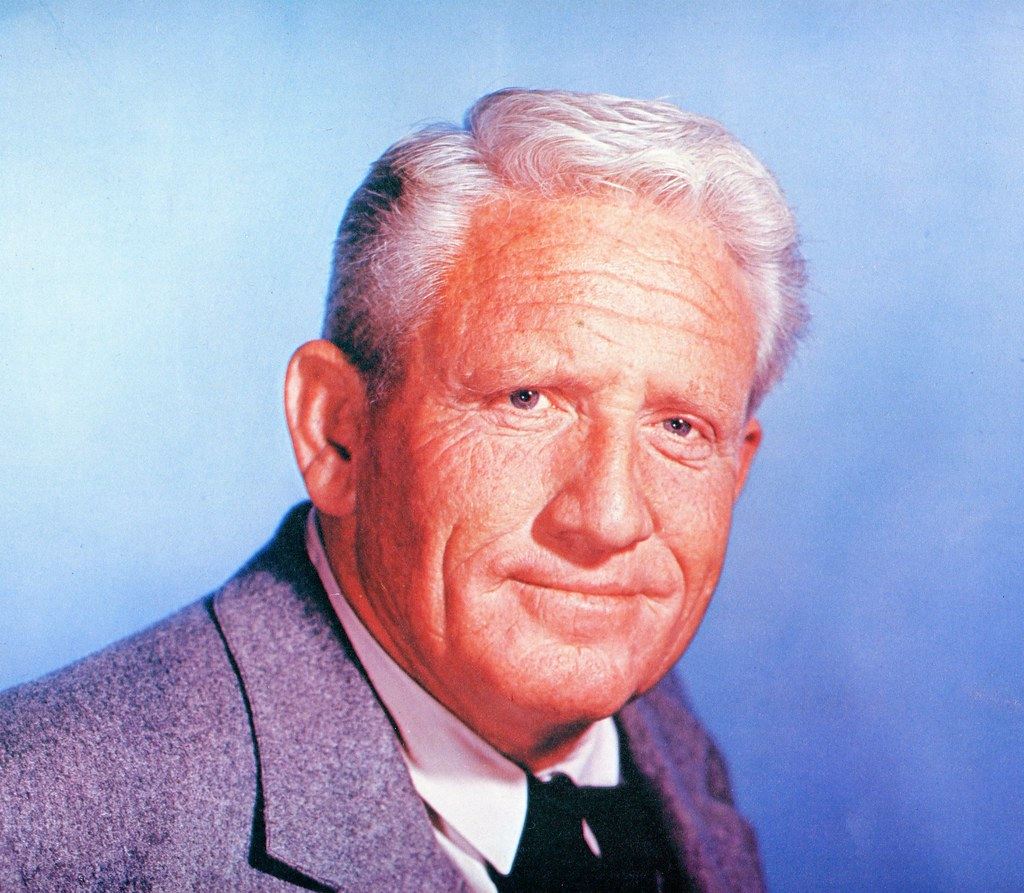 Spencer Tracy | Classic Film Scans | kate gabrielle | Flickr