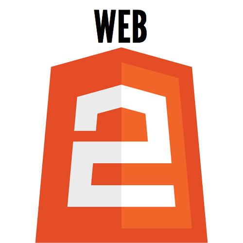 This W3C/HTML5 logo reminds me of something…