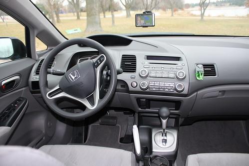 Civic Sedan 2010 LX | by Xulei