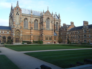 Keble College | by GirlyComic