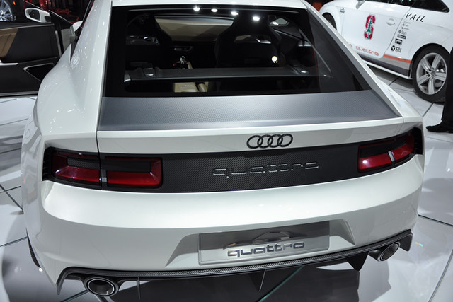 Quattro rear