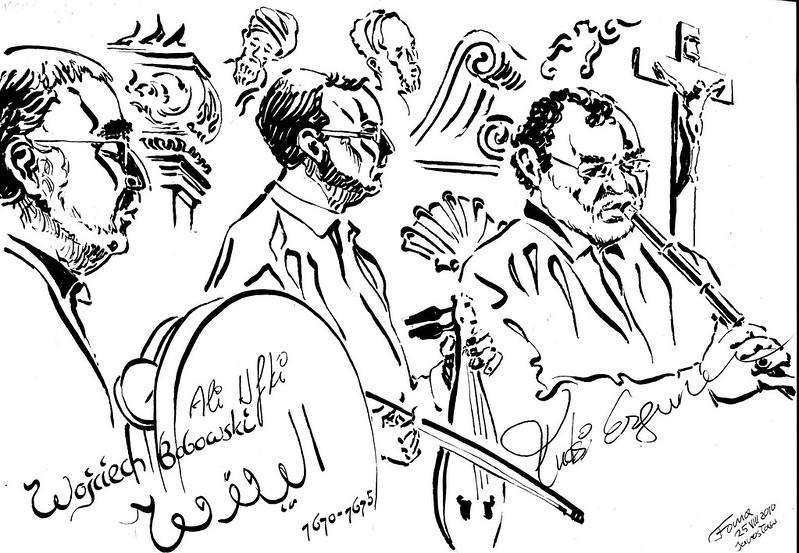 Kudsi Erguner Band from Turkey