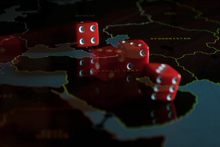 Risk - Onyx Edition (Ghosts of board games past)   by derekGavey