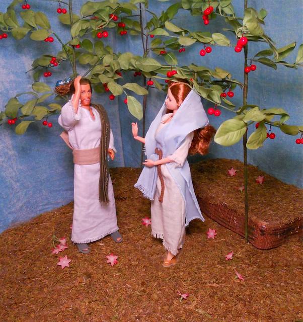 Cherry Tree Carol #5