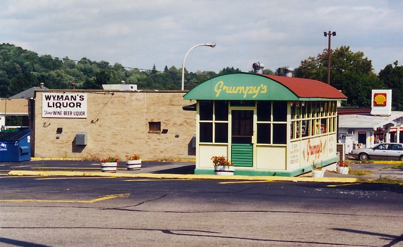 "Grumpy's ""Diner"" Southbridge MA"