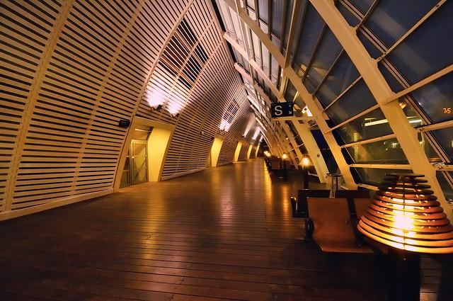 Avignon train station