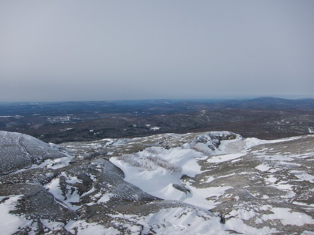 0:04:50 (76%): newhampshire snowshoeing mtcardigan