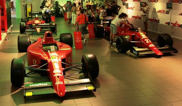 Maranello - Museo Ferrari