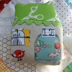 sewing my own village 3