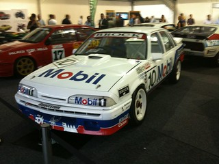 1987 Holden VL Commodore SS Group A - Outright winner 1987 James Hardie 1000