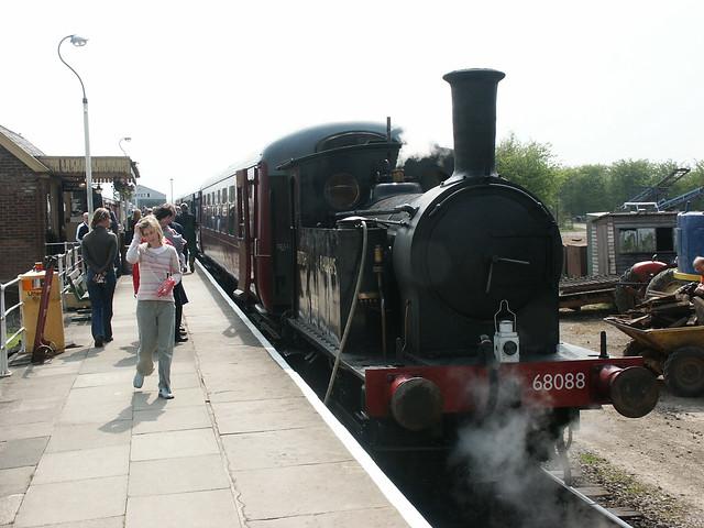 Lincs Wolds Railway