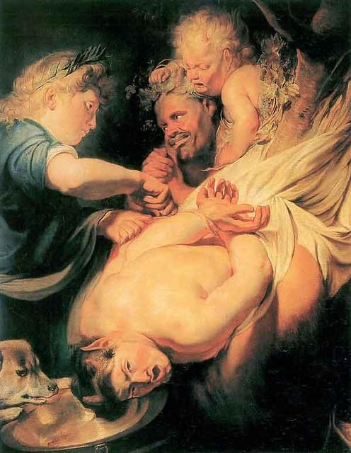 +1625 Apolo y Marsias