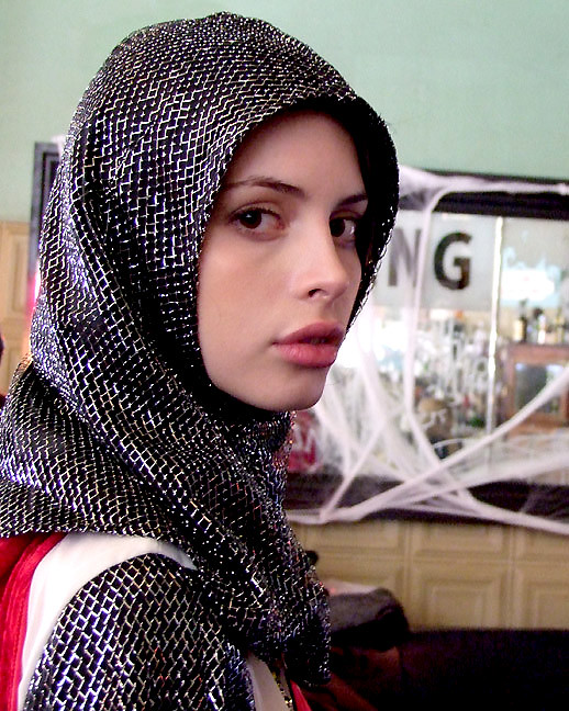 Charlotte Kemp Muhl as Joan Of Arc