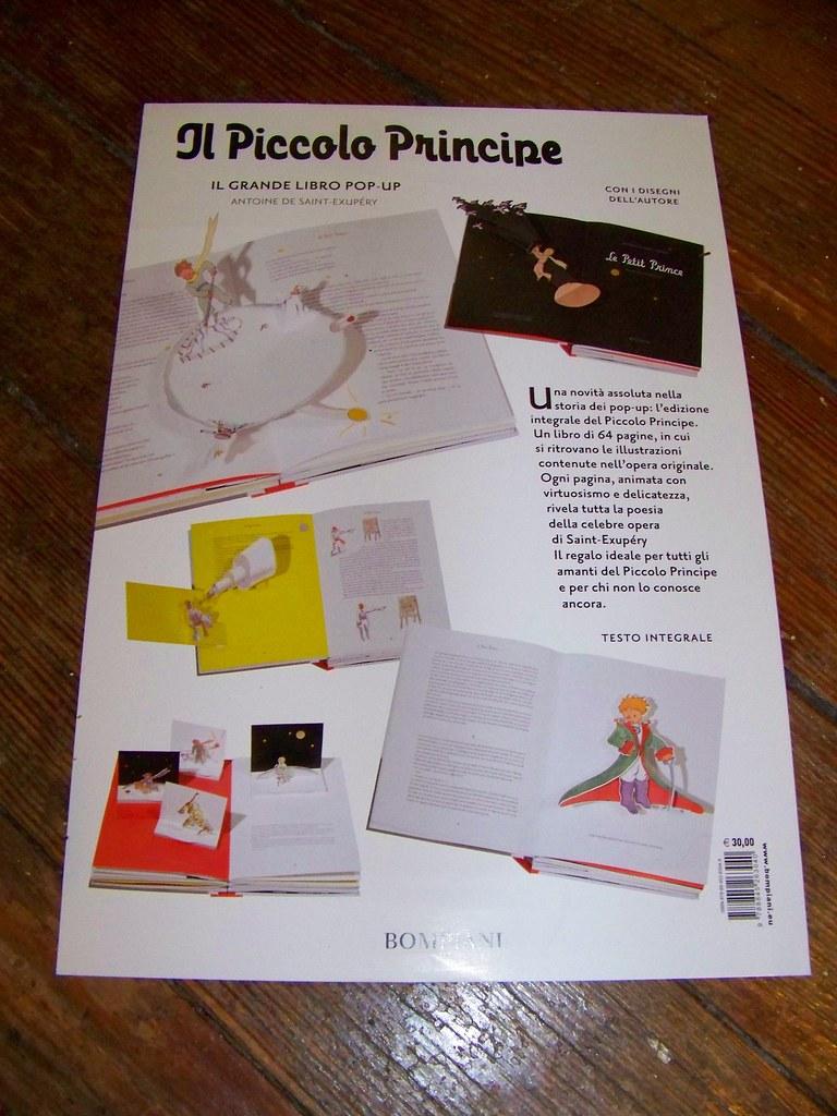IL PICCOLO PRINCIPE - ITALY - POP-UP | Chris | Flickr