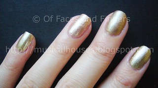 orly luxe collection 2000 etude house swatch2 | by musicalhouses
