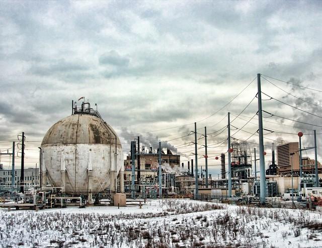 Hammond, Indiana Gas Works 2