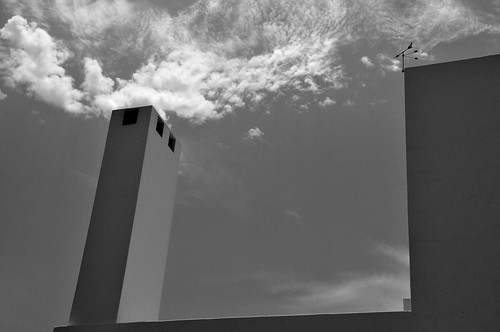 chimney architecture clouds arquitectura minimal nubes chimenea manuelatienzar