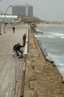 Tel Aviv Port   by david55king
