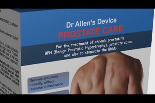 Calcul prosztatitis