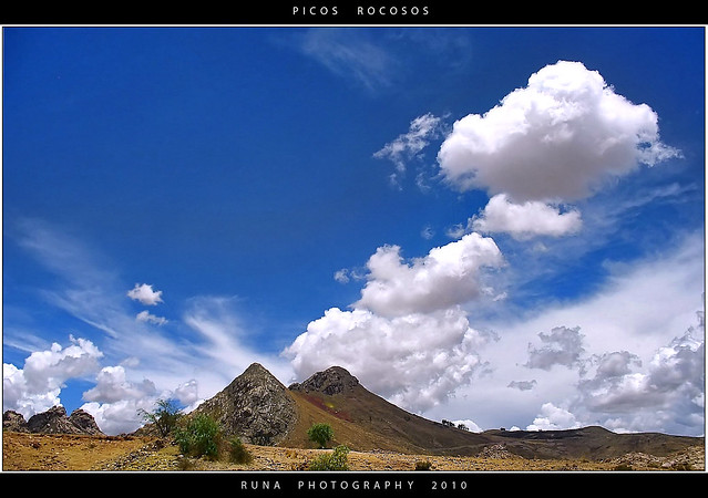 Picos rocosos