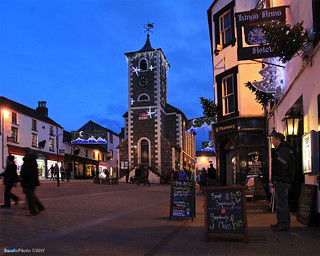 Moot Hall, Market Place, Keswick, Cumbria | by SwaloPhoto