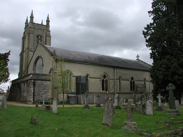 Church of All Saints, Botley, Hampshire