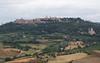 Montepulciano, typické toskánské městečko, foto: Petr Nejedlý