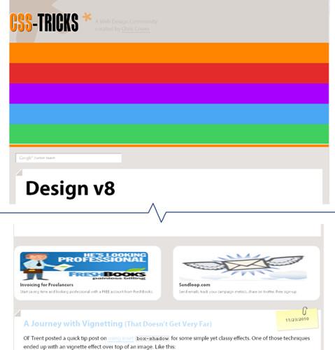 Design v8   CSS-Tricks