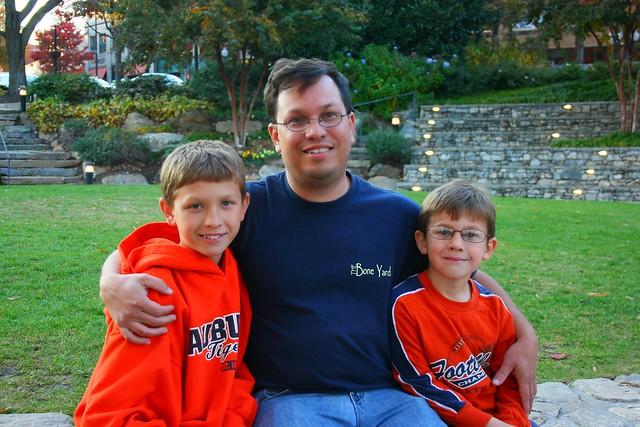 Trip to Greenville, SC {November 2010}