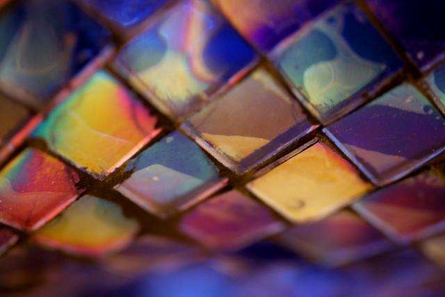 Multi Glass Mosaic