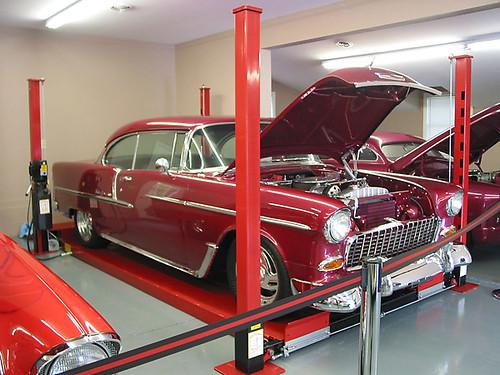 55_Chevy_Backyard_Buddy_car_lift | backyardbuddy | Flickr