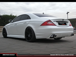 Prior Design Mercedes-benz CLS CLS500 CLS600   by Prior Design NA (priordesignusa.com)
