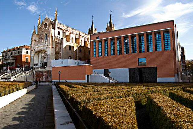 Iglesia de San Jerónimo el Real (Los Jerónimos) Madrid