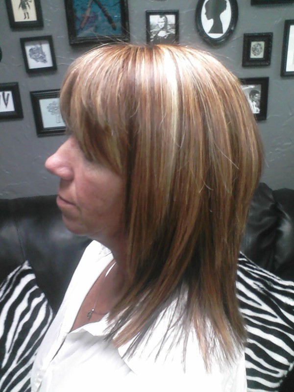 MARLENE SIDE, HAIR RAIZERS SALON, BRADENTON FLORIDA, HAIR STYLIST - CHARITY FIPPS