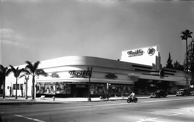 Thrifty Drug Store - Southern California 1940's