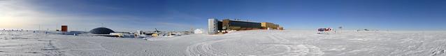 La station Amundsen-Scott