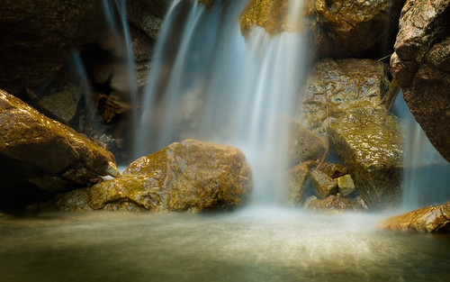 lake water 50mm minolta olympus canyon falls arrowhead villas 43 e500 adaptor f17 rokkor kuffel