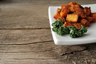 Rosemary Roasted Sweet Potatoes | by {every}nothing wonderful