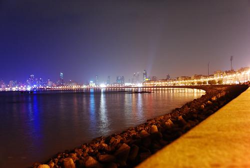 Marine Drive - Bombay