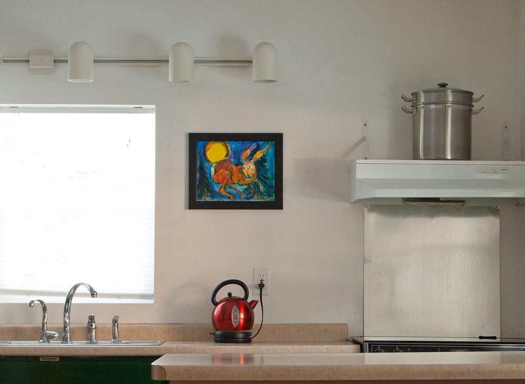 minimalist kitchen photo